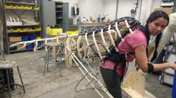 Raptor Body Prototype 4