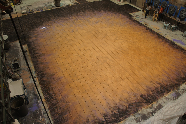 The Crucible Floor
