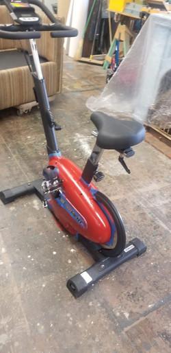 Exercise Bike - Mrs. Doubtfire