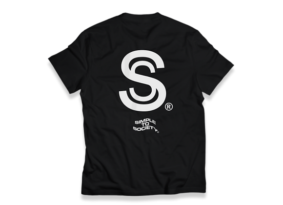 """Double S"" Logo T-Shirt 