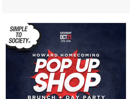 HOWARD HOMECOMING WEEKEND DAY PARTY @ THE GRYPHON DC