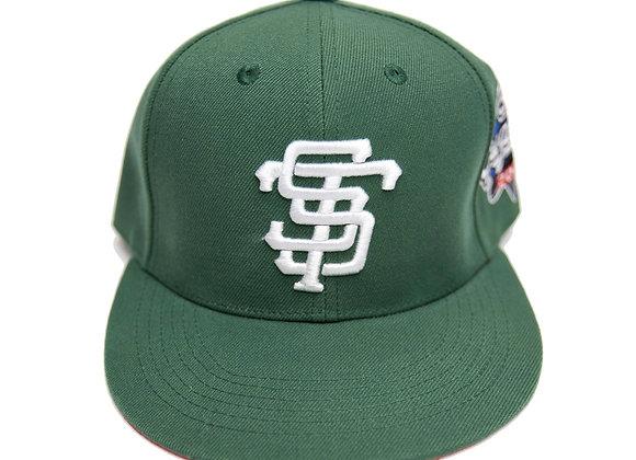 STS Classic Snapback   Green