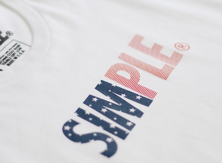 🇺🇸 July 4th || Simple To Society's Stars and Strips Tee 🇺🇸