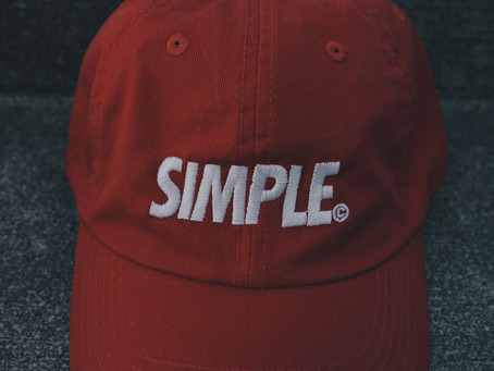 CLOSER LOOK @ THE SIMPLE© HATS