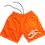 Thumbnail: Embroidered Lightweight Essential Shorts | Neon Orange