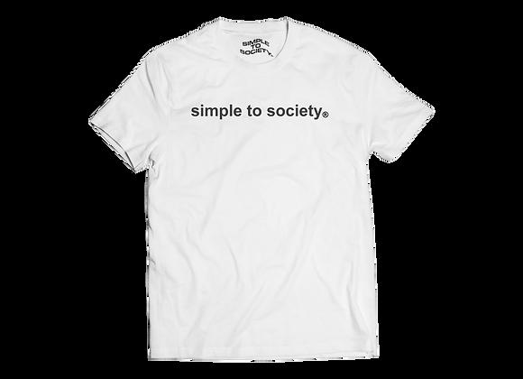 Basic T-Shirt | White