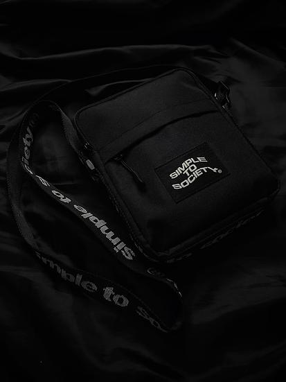 STS Shoulder Bag | Black