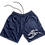 Thumbnail: Embroidered Lightweight Essential Shorts | Navy Blue