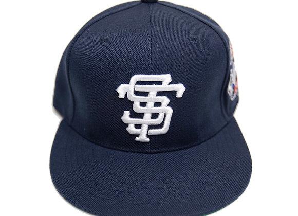 STS Classic Snapback   Navy Blue