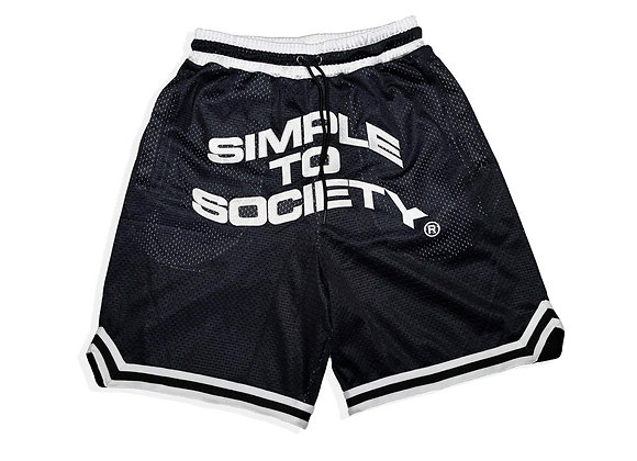 Embroidered Logo Shorts 01