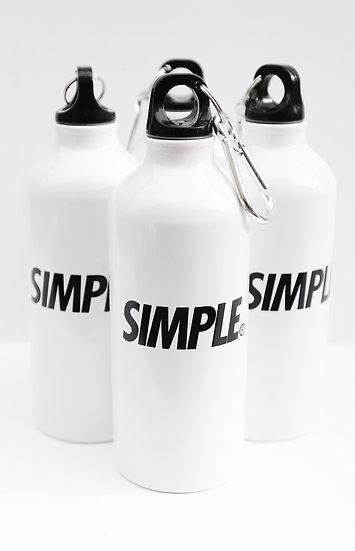 SIMPLE® 20oz Aluminum Water Bottle