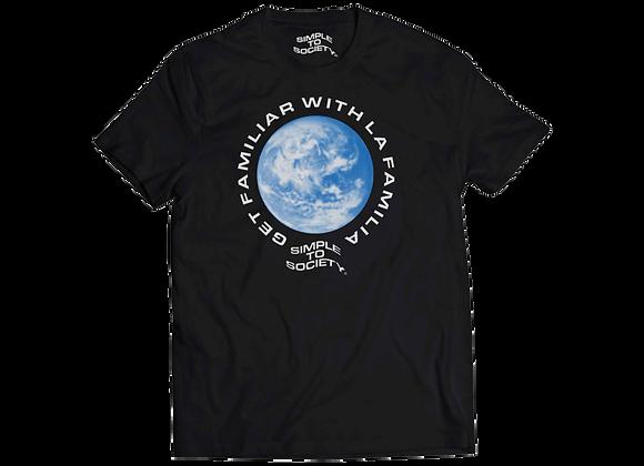 Worldwide T-Shirt | Black