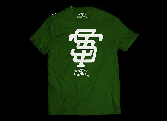 STS 21 T-Shirt   Green