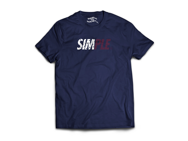 """Stars & Stripes"" T-Shirt 
