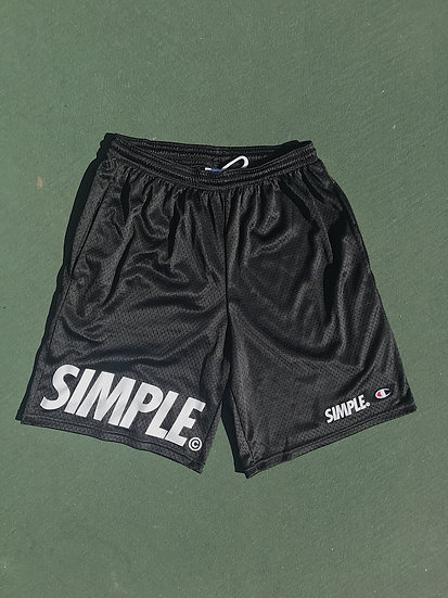 SIMPLE© Shorts // Black