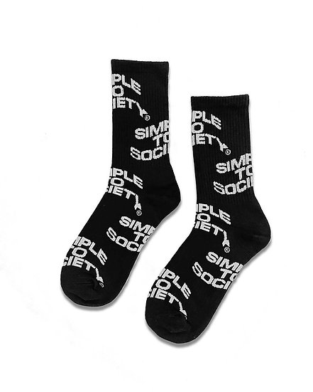 STS Socks | Black