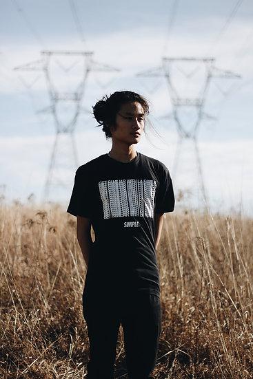 GFWLF T-Shirt | Black