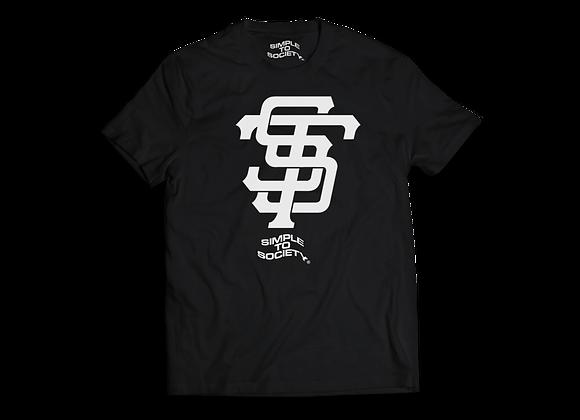 STS 21 T-Shirt   Black