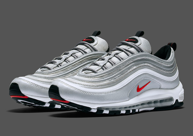 best service d5e4f 4f447 RETURN ON THE NIKE AM97 SILVER BULLETS