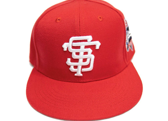 STS Classic Snapback | Red