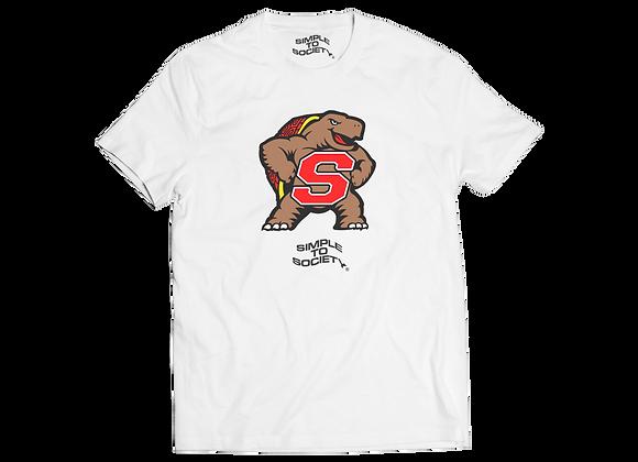 """STS University"" T-Shirt | White"