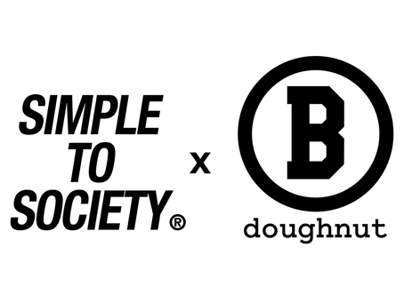 SIMPLE TO SOCIETY X B DOUGHNUTS POP-UP SHOP COMING SOON!