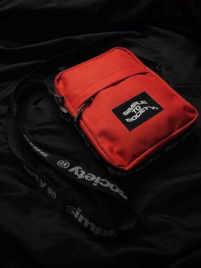 STS Shoulder Bag   Red