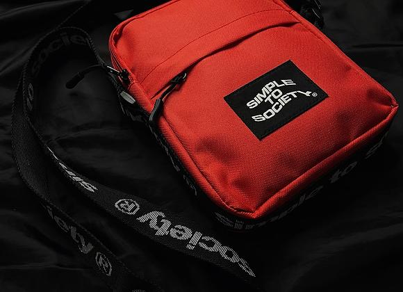 STS Shoulder Bag | Red