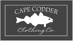 CapeCodder large Logo Black and White.jp