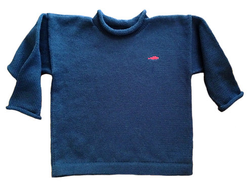 Cape Codder Rollneck Sweater