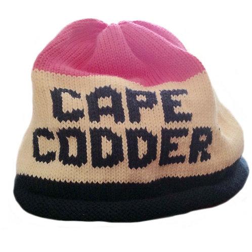Cape Codder Knit Hat - Pink