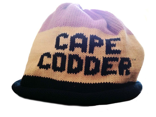 Cape Codder Knit Hat - Purple