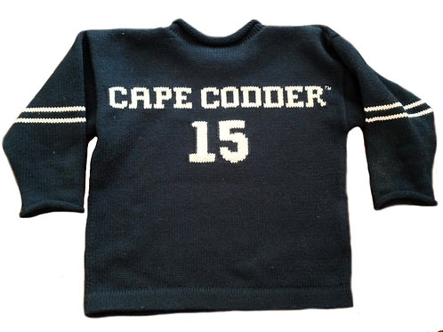 Cape Codder Rollneck Rugby Sweater
