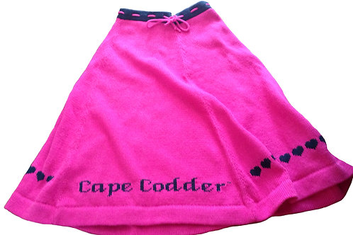 Cape Codder Girls Poncho
