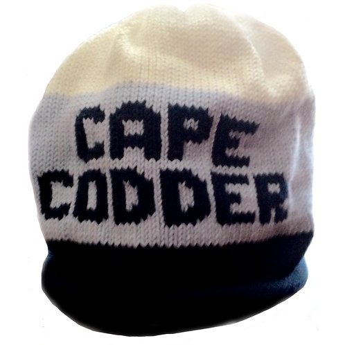 Cape Codder Knit Hat - Blue