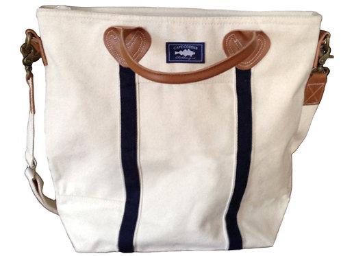 Cape Codder Canvas Bucket Bag