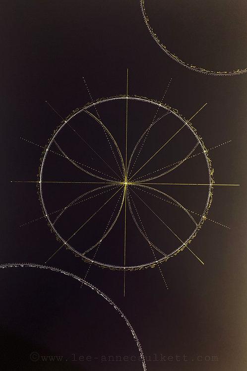 Inter dimensional grid