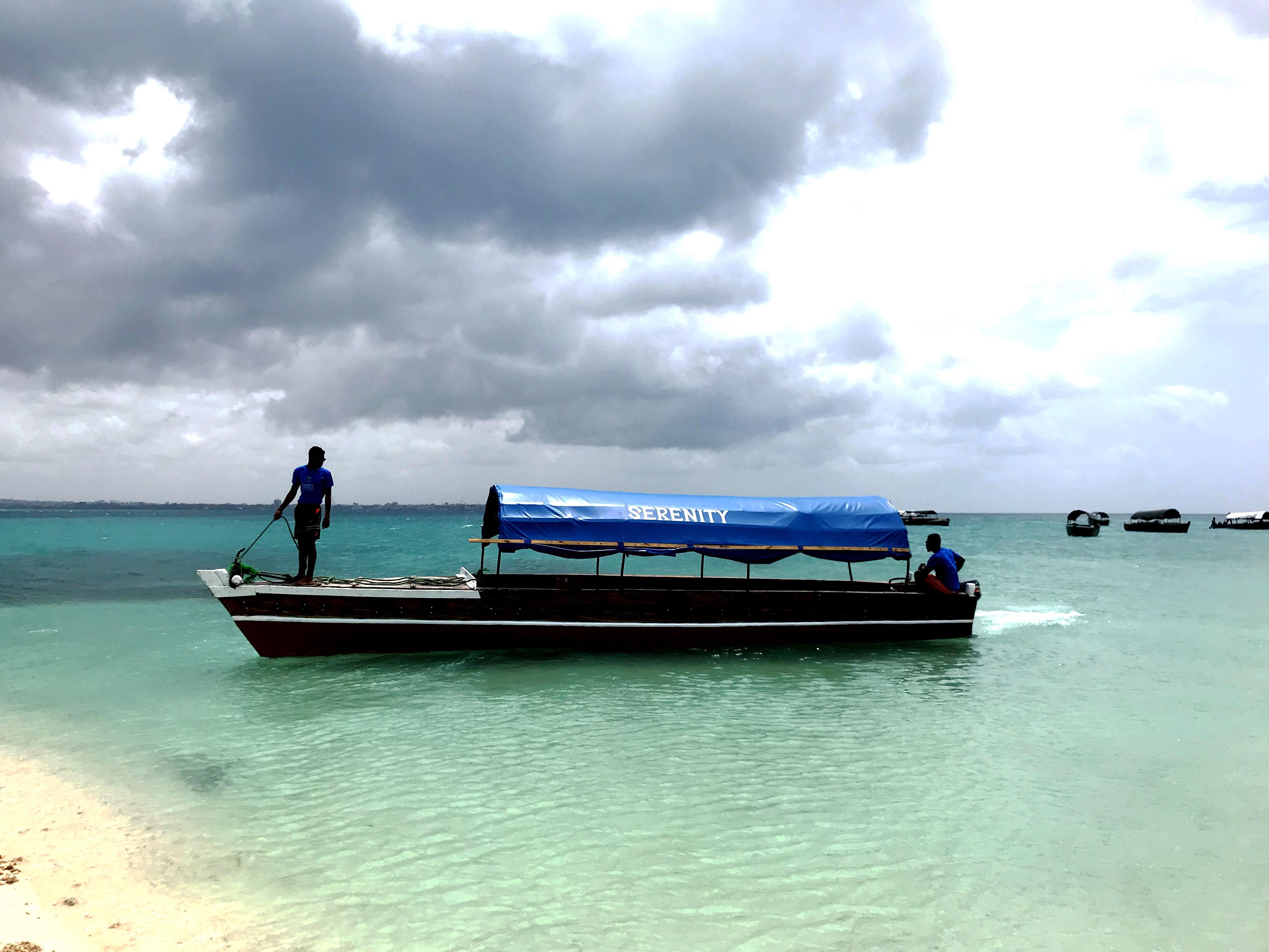 Serenity Boat