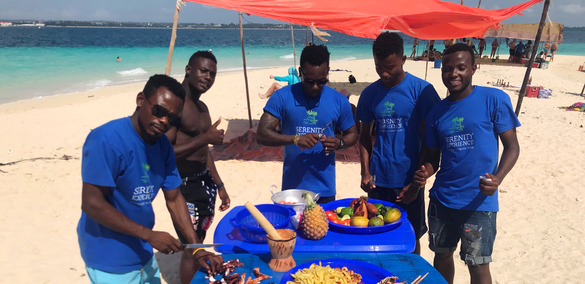 Nakupenda Island Tour