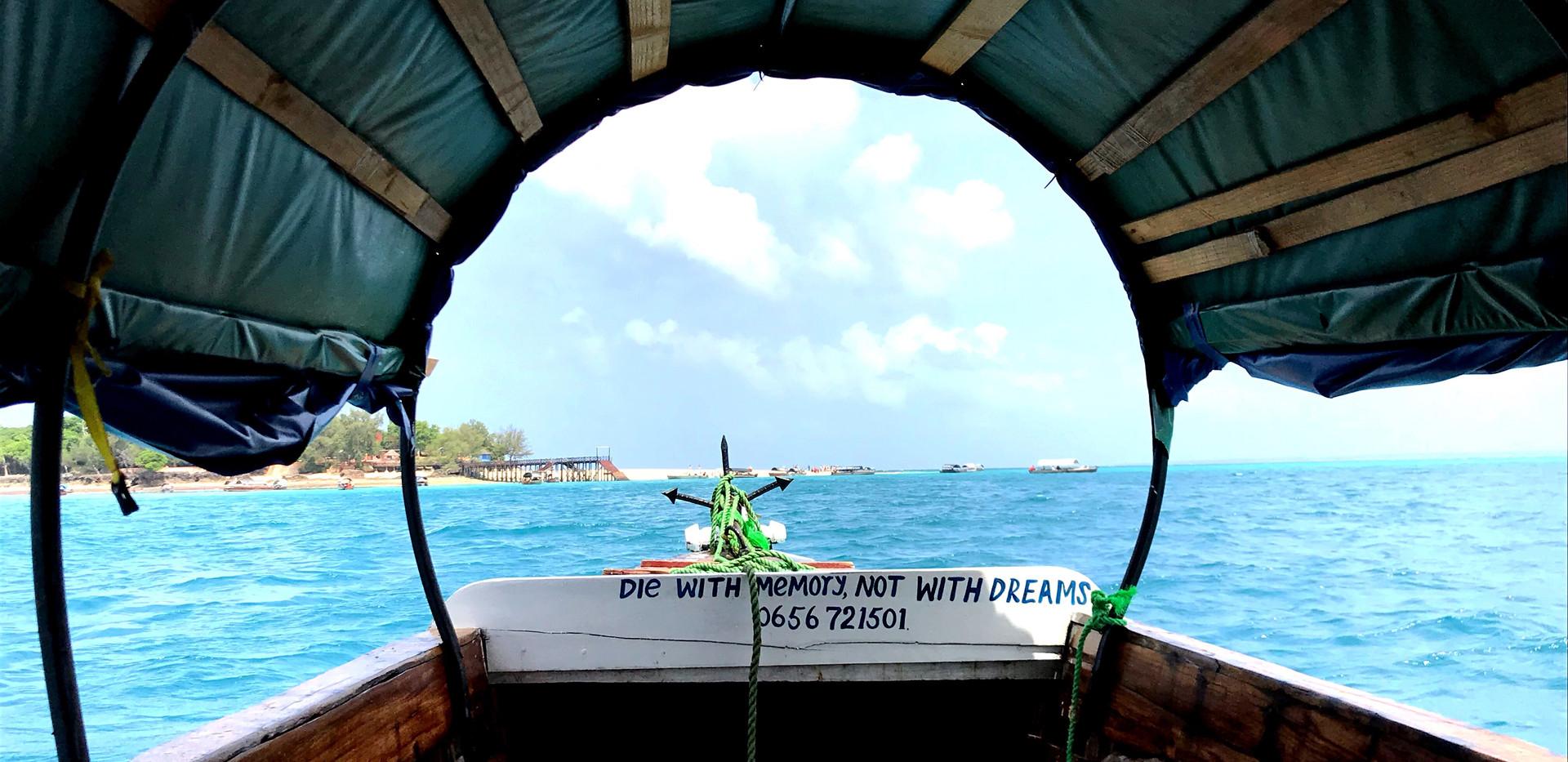 Prison Island Tour