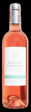 Gaillot-Fournie Rosé vin wine