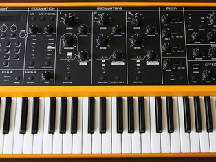 New Synthesizer