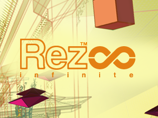 Rez Infinite release on PSVR