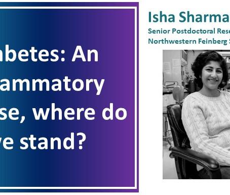 Diabetes: An Inflammatory Disease, where do we stand?