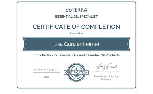 certificate-of-completion-doterra-essent