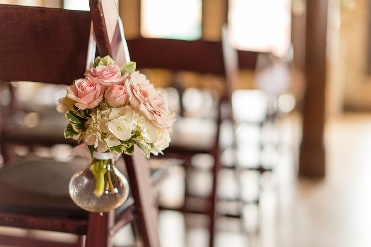 Cuvee certainly has some rustic wedding charm