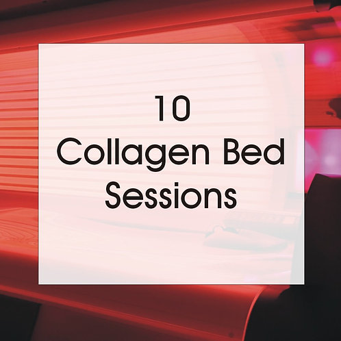 10 Collagen Bed Sessions