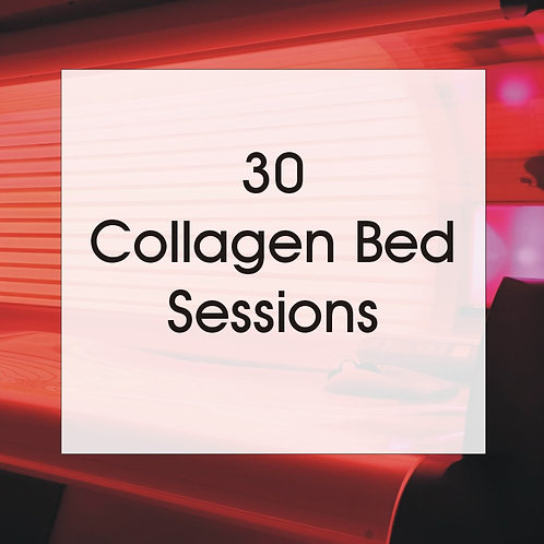 30 Collagen Bed Sessions