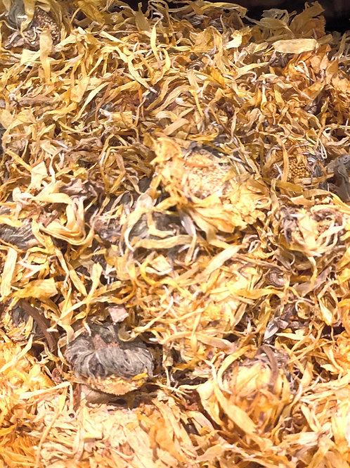 Marigold / Caléndula Flowers (organic)
