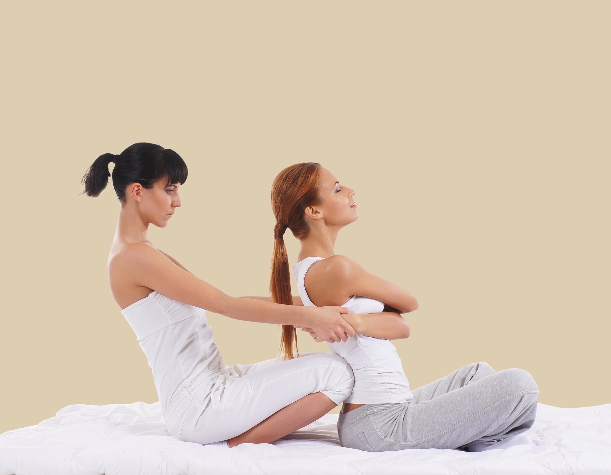 1 hr Traditional Thai Massage